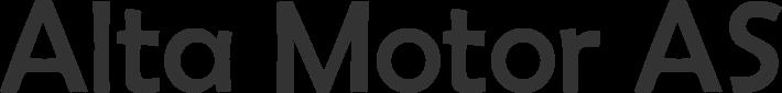 ALTA MOTOR AS